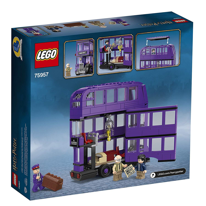 Lego Harry Potter autobús noctámbulo