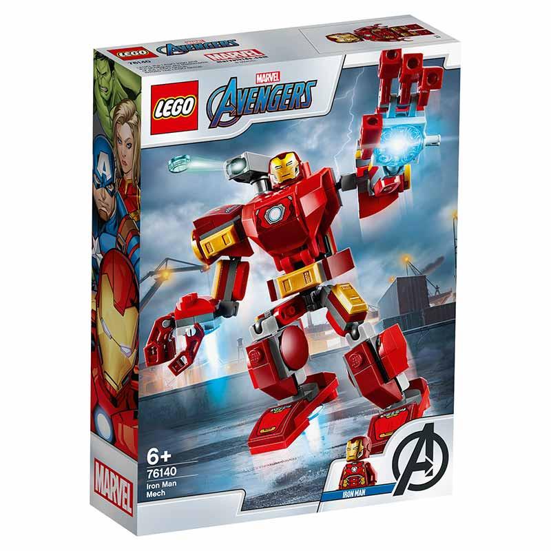 Lego Super Héroes Armadura Robótica de Iron Man