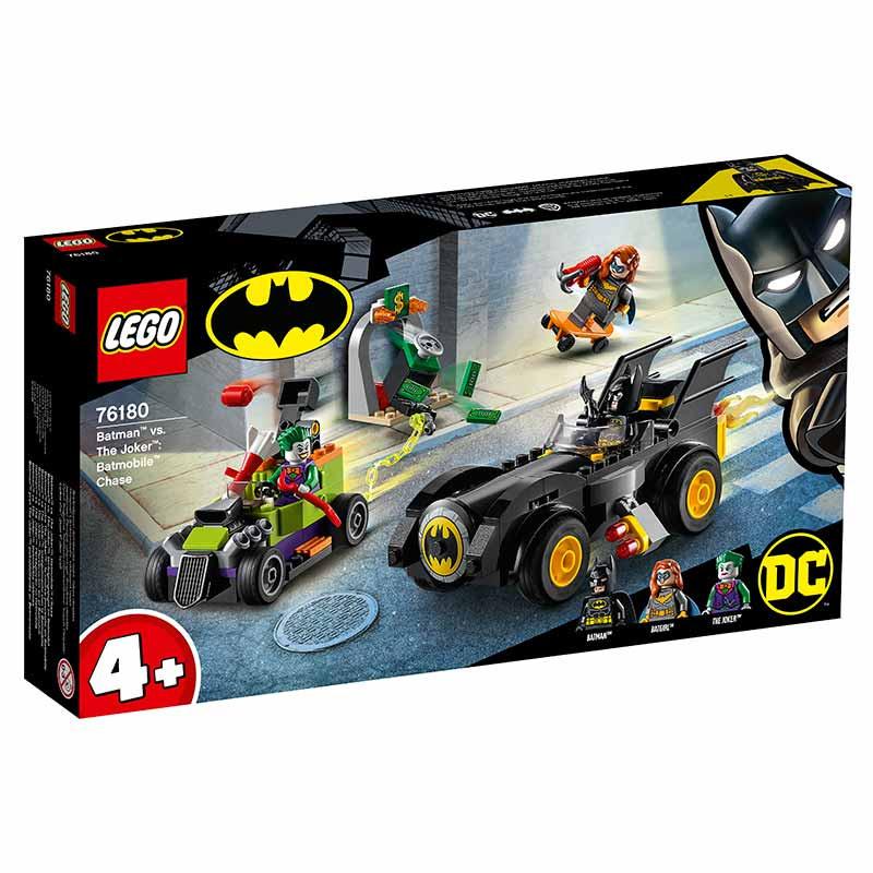 Lego Súper héroes  Batman™ vs. The Joker™ Batmobil