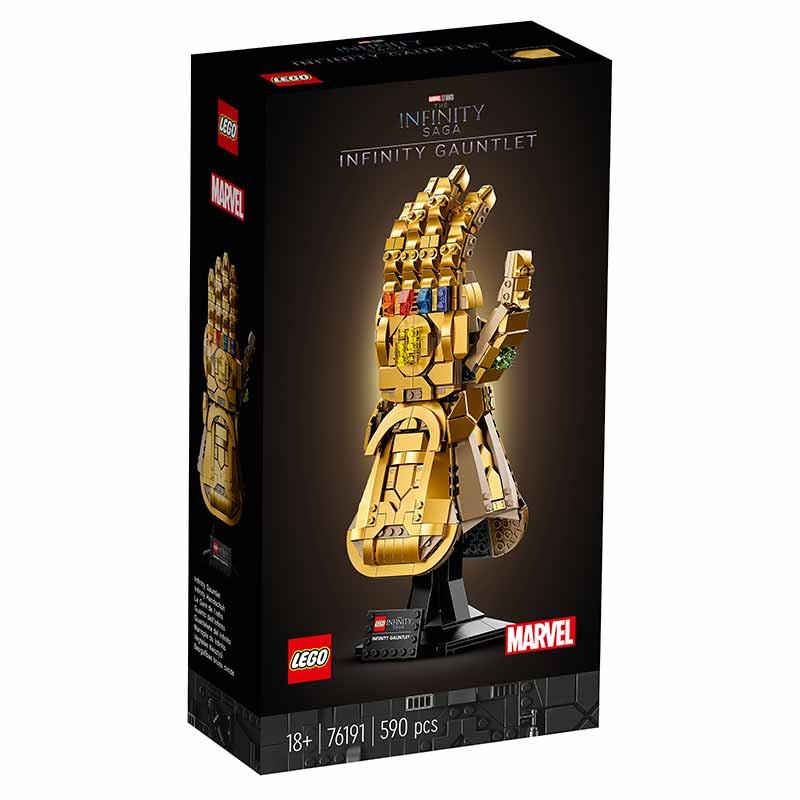 Lego Súper héroes Guantelete del Infinito