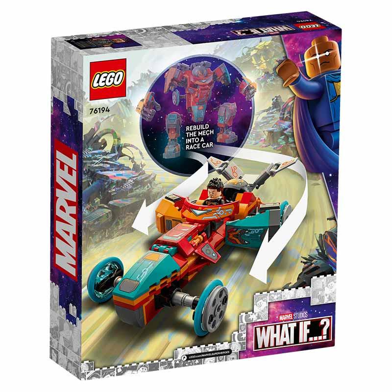 Lego Súper héroes Iron Man Sakaariano Tony Stark