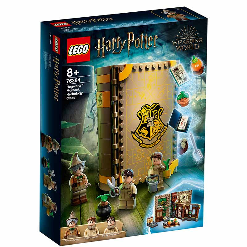 Lego Harry Potter Hogwarts™Clase Herbología