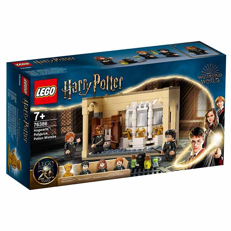 Lego Harry Potter Hogwarts™ Fallo de la Poción
