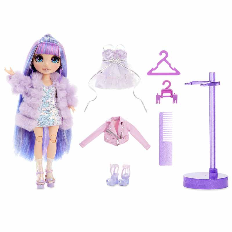 Rainbow High Fashion  Doll Violet Willow