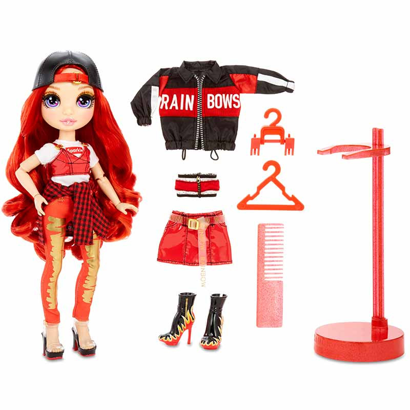 Rainbow High Fashion Doll Ruby Anderson
