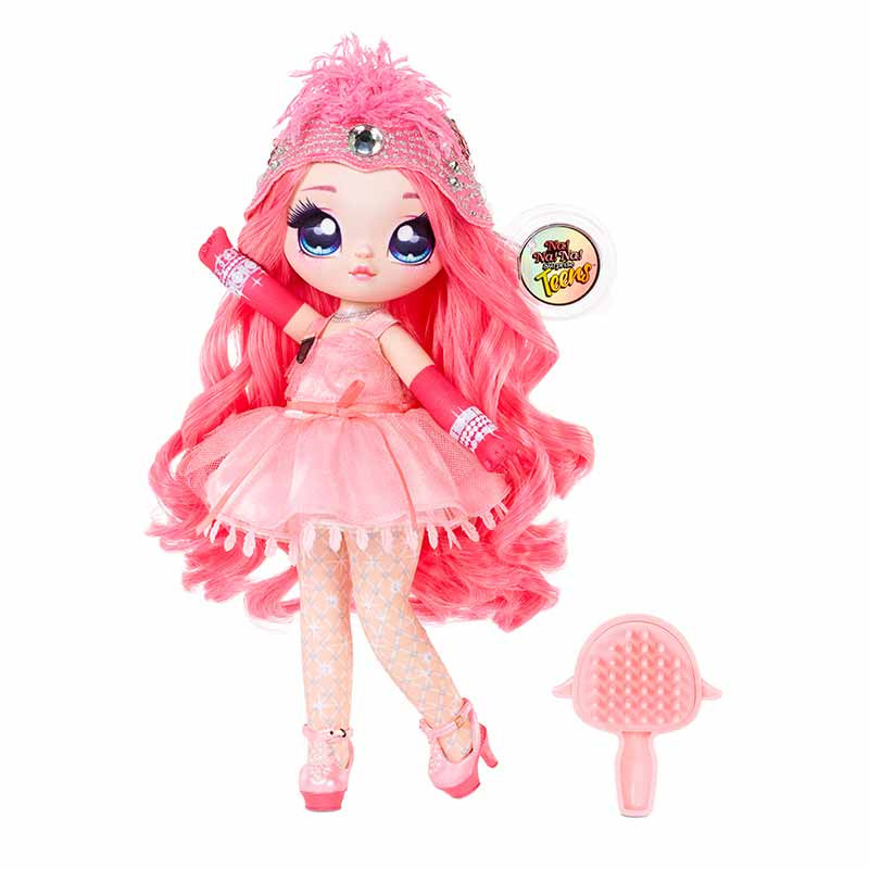 Na! Na! Na! Surprise Teens Doll Coco Vo Sparkle