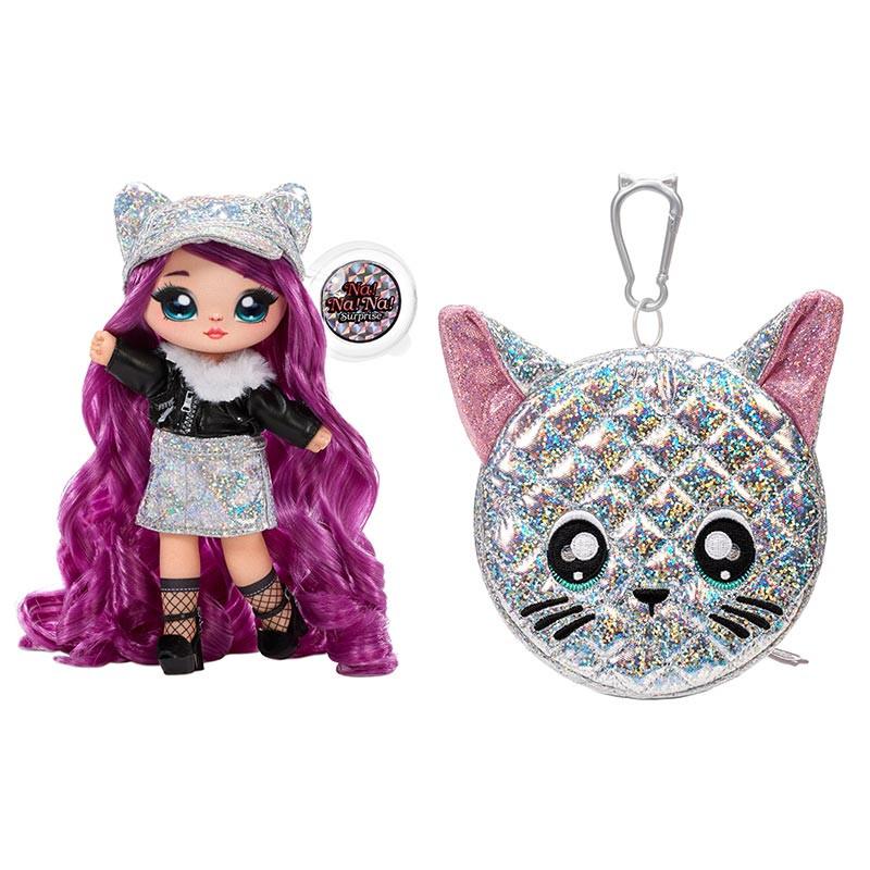 Na! Na! Na! Surprise Pom Doll Glam Chrissy Diamond