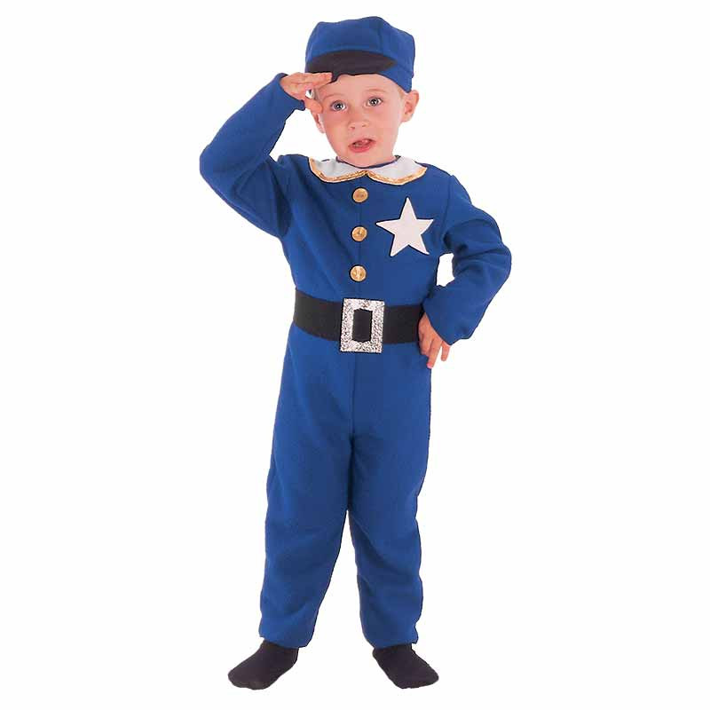 Disfraz Policia Bebe