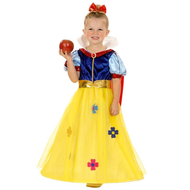 Disfraz Reina de las Nieves bebé