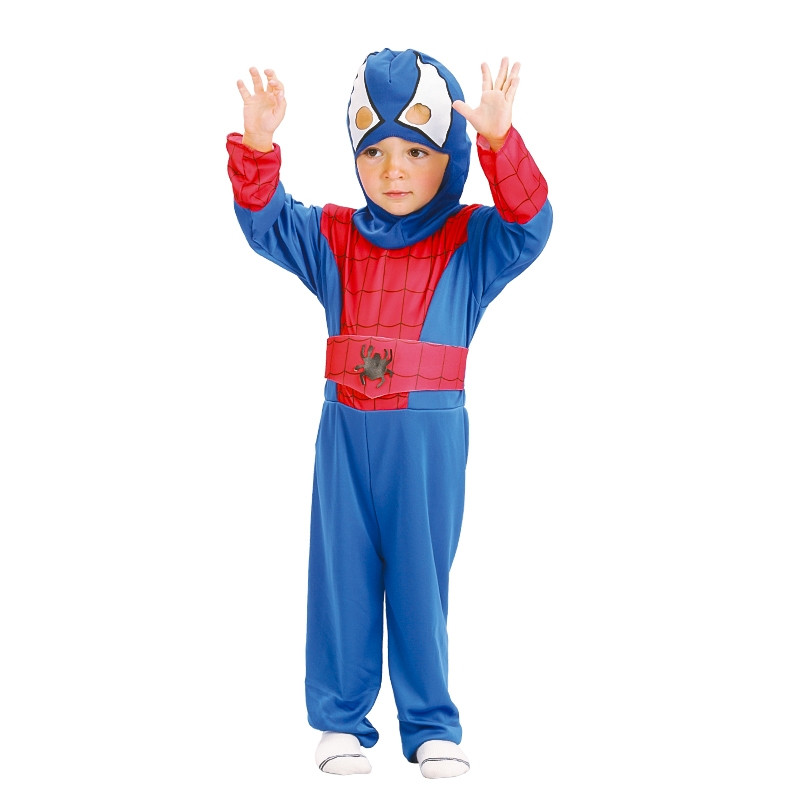 Carnaval Heroe Araña Bebé