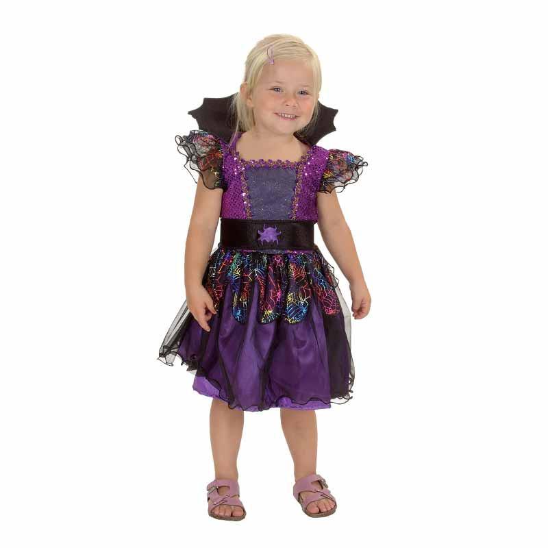 Disfraz Vampira Araña Bebé