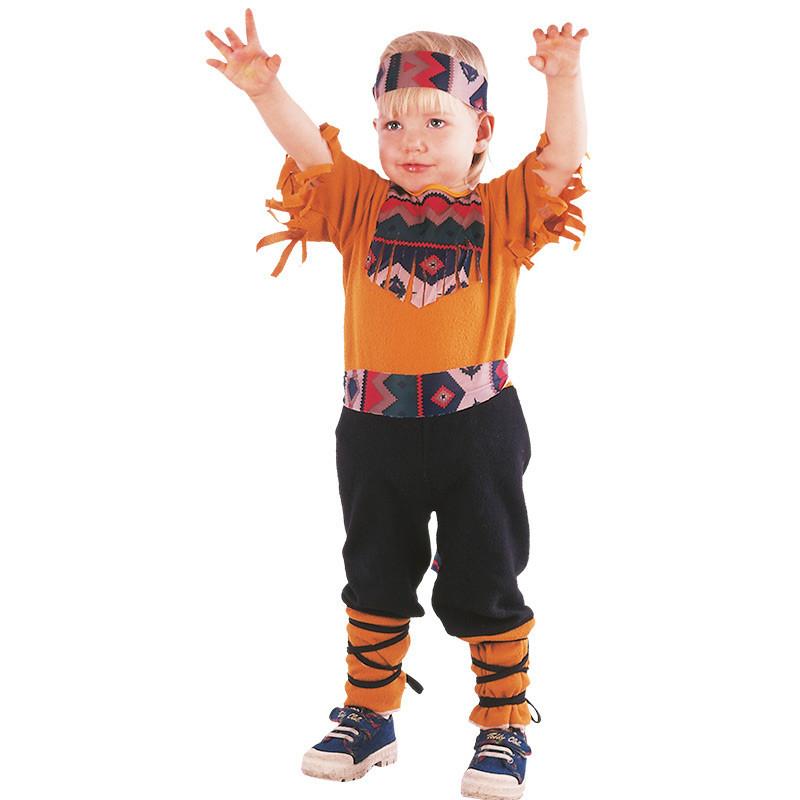 Disfraz Indio para bebé