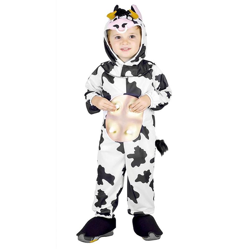 Disfraz Vaca para bebé