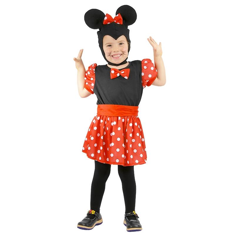Disfraz ratoncita para bebé