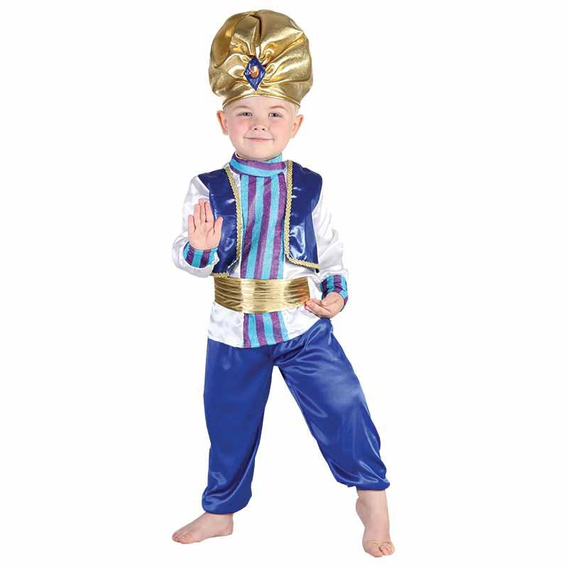 Disfraz Sultan Bebe