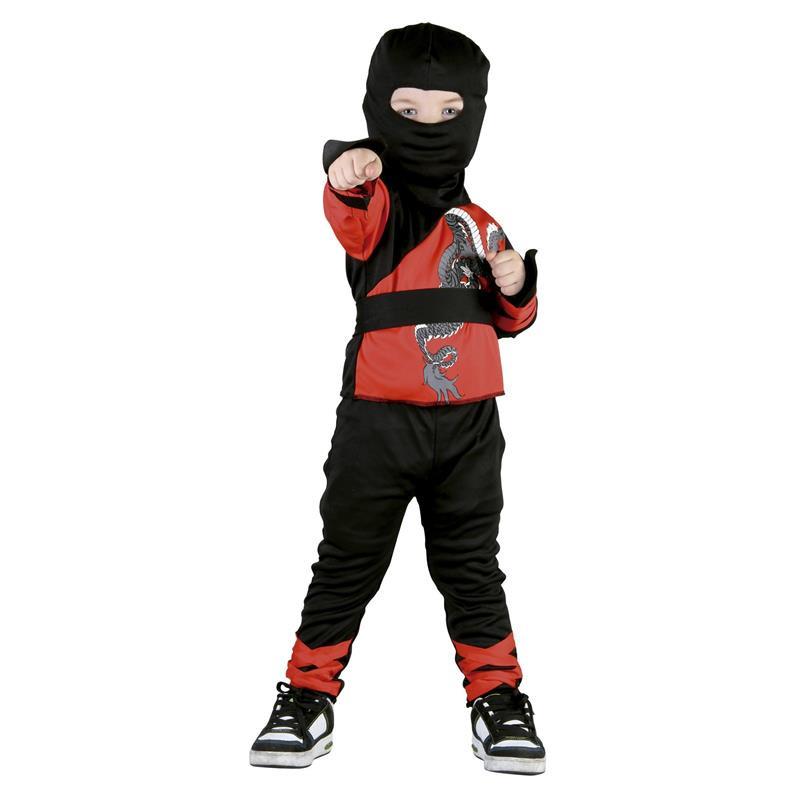 Disfraz ninja dragón bebé