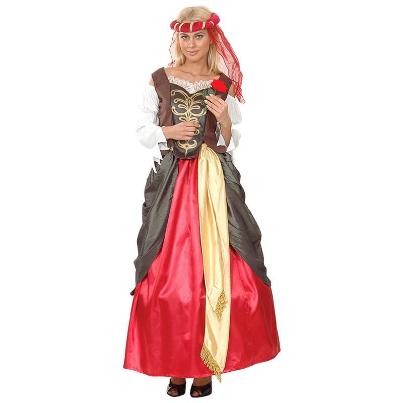 Disfraz Señora del Renascimento T/U