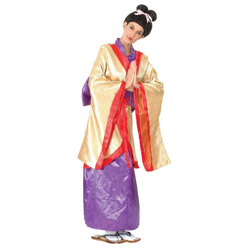 Disfraz Geisha Adulto T/U