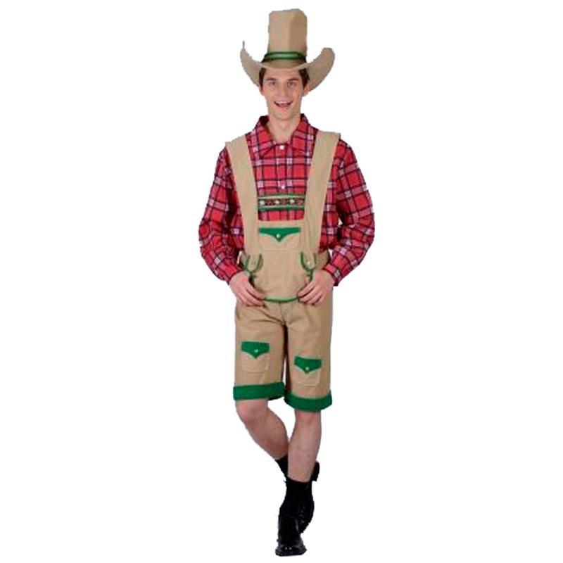 Disfraz Austriaco Homem T/U