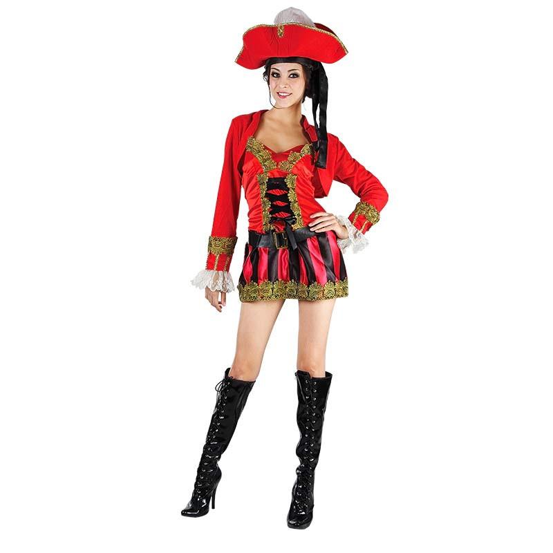 Disfraz Dulce Pirata Adulto T/U