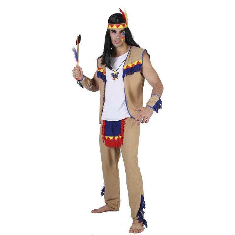 Disfraz indio Adulto