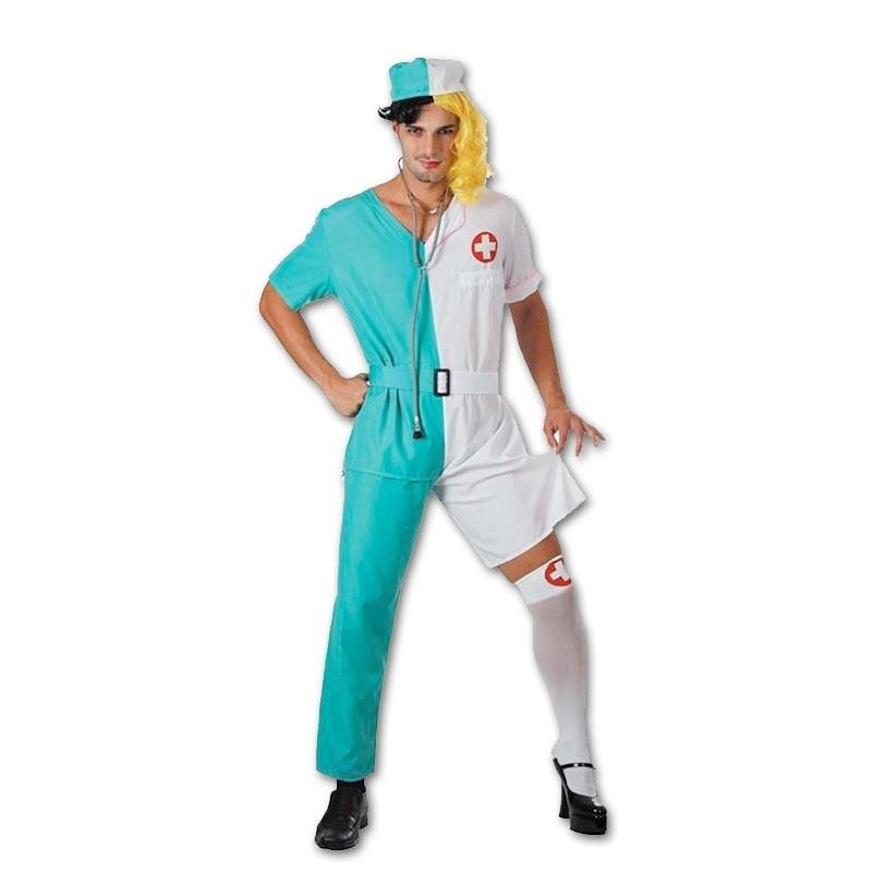 Disfraz doctor/enfermera Adulto
