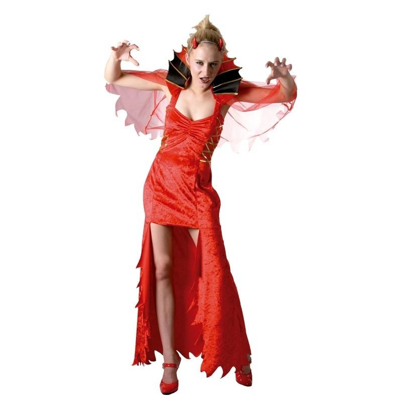 Disfraz Mujer vampira Adulto