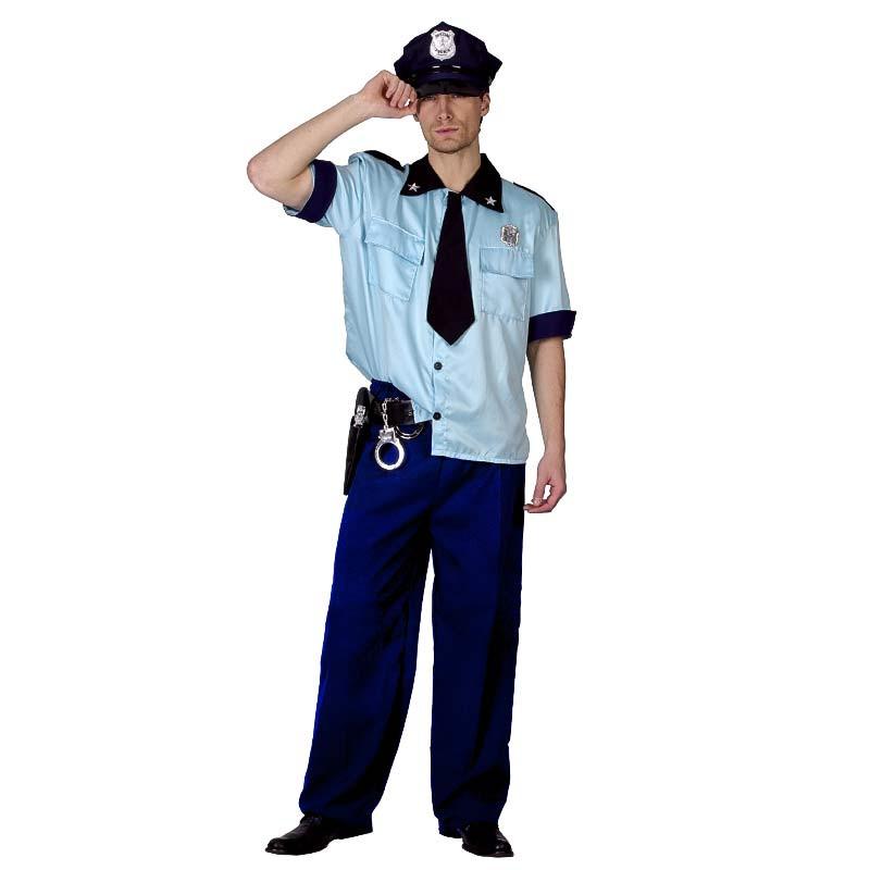 Disfraz Policia Adulto T/U