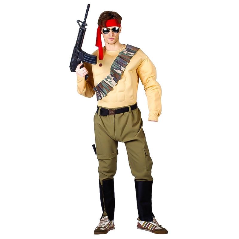 Disfraz Justiciero Adulto T/U