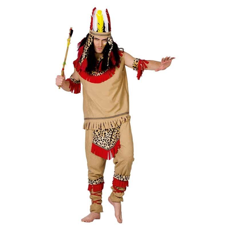 Disfraz Indio Carnaval T/U