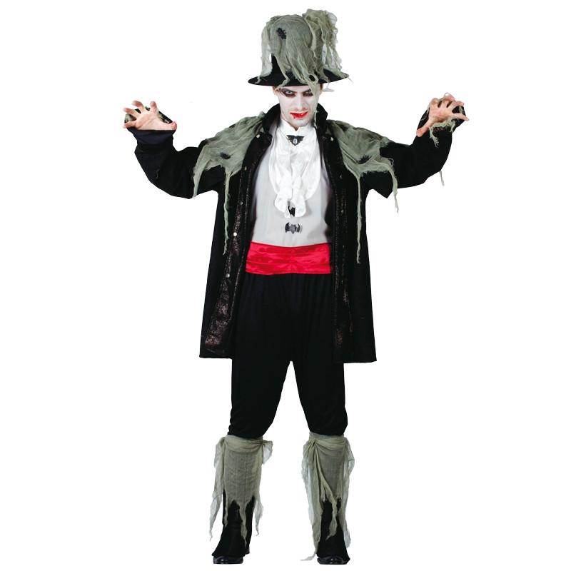 Disfraz Vampiro Adulto Halloween