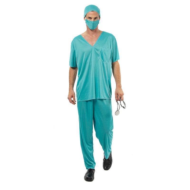Disfraz Cirujano Adulto T/U