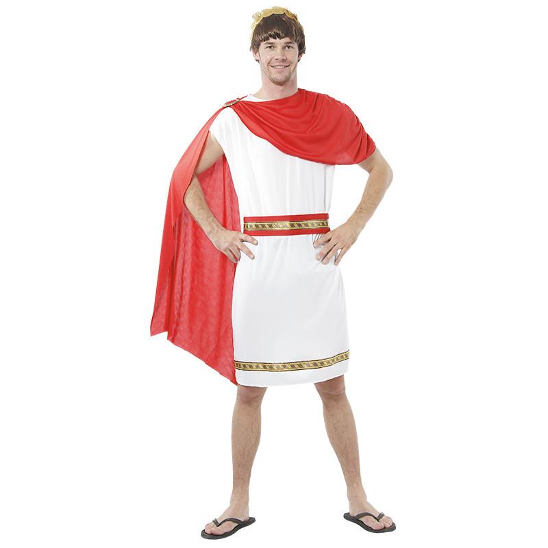 Disfraz Imperador Romano adulto T/U