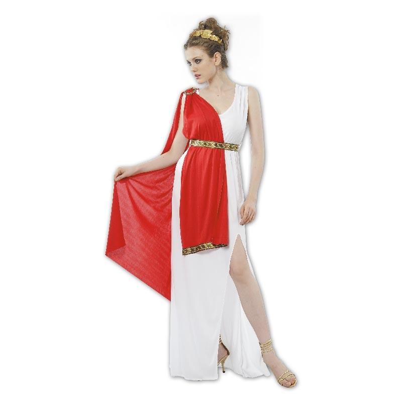 Disfraz Diosa Romana adulto T/U