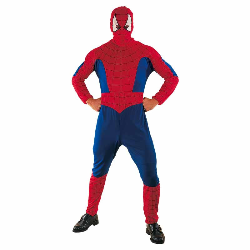 Disfraz Heroe Araña Adulto T/U