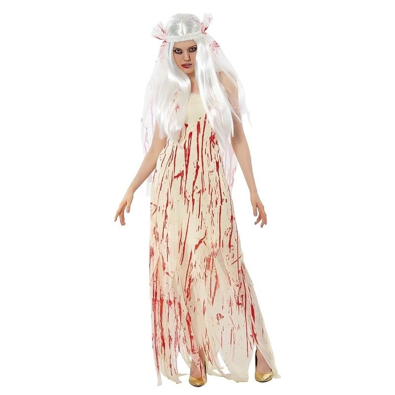 Disfraz novia muerta Adulto