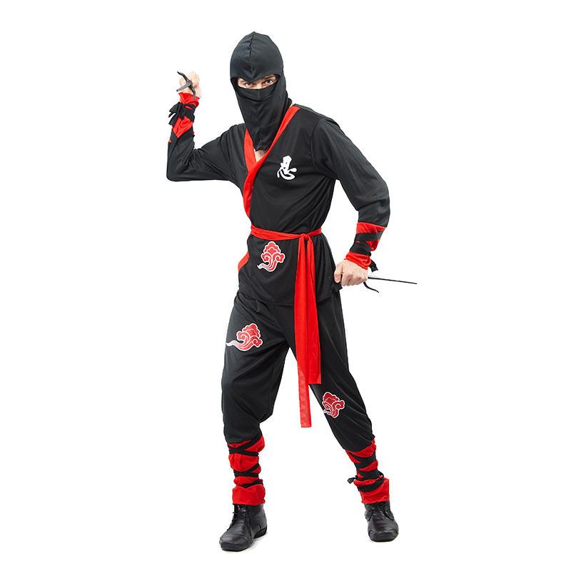 Disfraz Ninja Adulto T/U