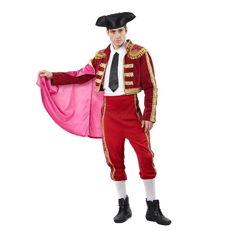 Disfraz Carnaval Torero Adulto