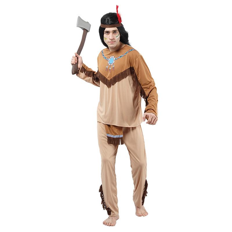 Disfraz Indio adulto T/U