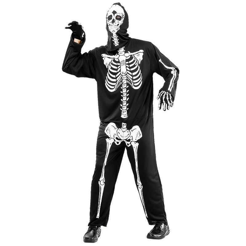 Disfraz Esqueleto Hombre Adulto
