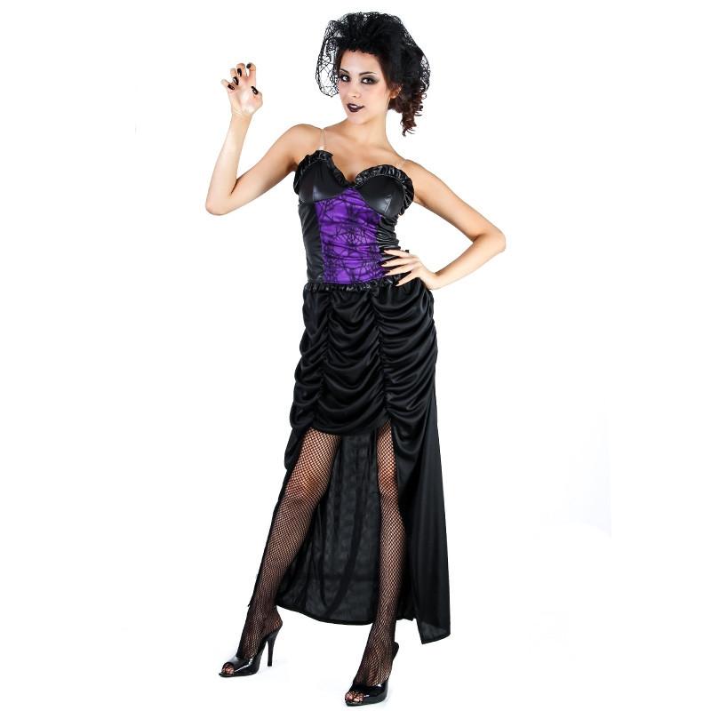 Disfraz Bruja Vampira Adulto