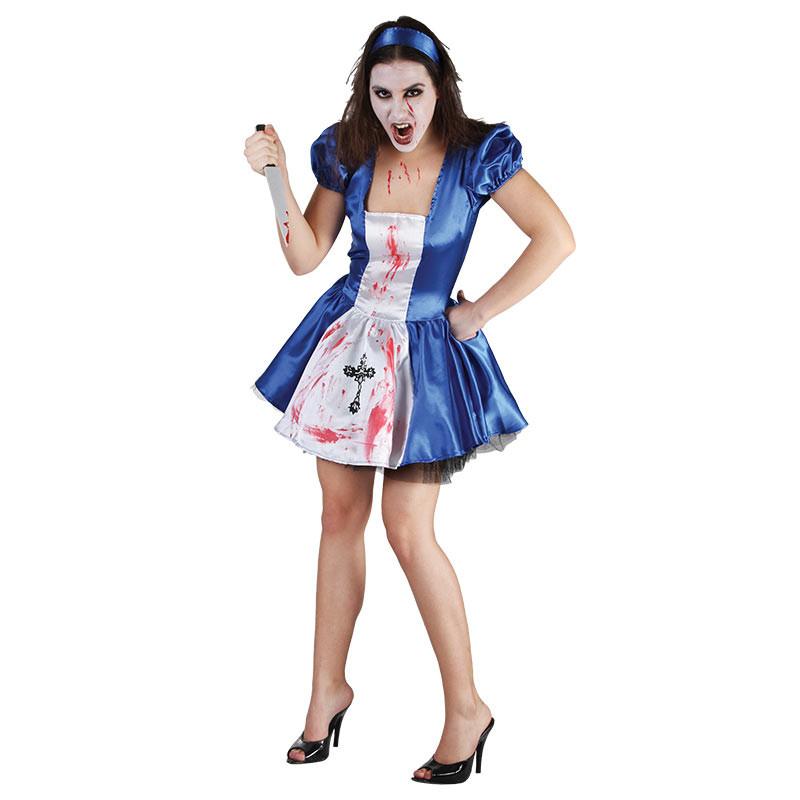 Disfarce Alice Embrujada Adulto T/U
