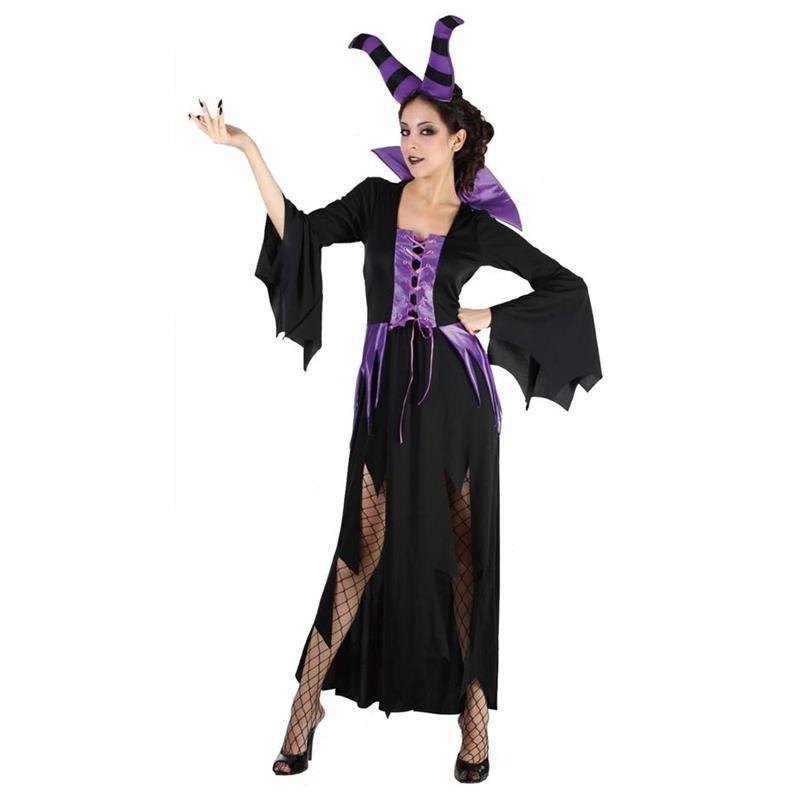 Disfraz Bruja diablo Adulto