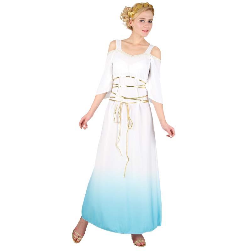 Disfraz Diosa Griega Adulto T/U