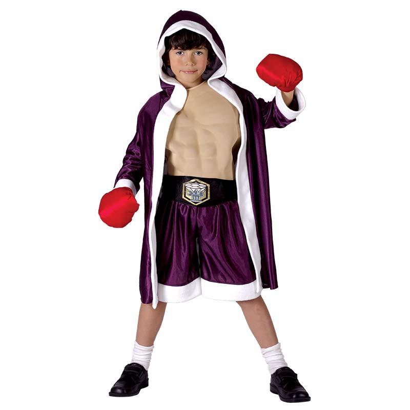 Disfraz Boxeador Inf