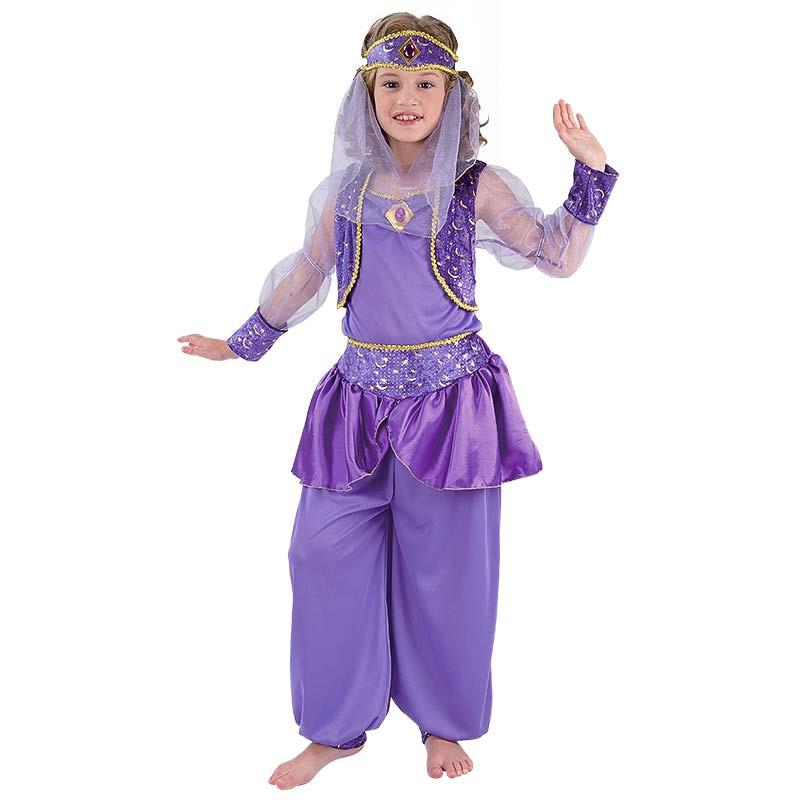 Disfraz Bailarina Arabe Inf