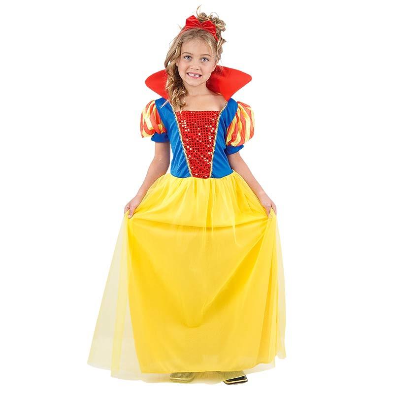 Disfraz Princesa de las Nieves Inf