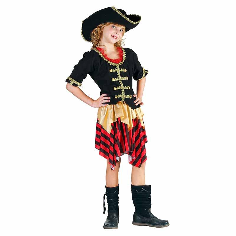 Disfraz Dulce Pirata Inf