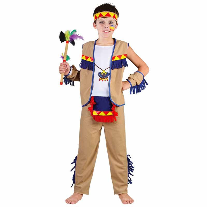 Disfraz Indio Inf