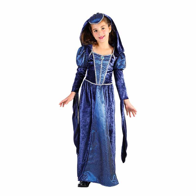 Disfraz Princesa Medieval infantil
